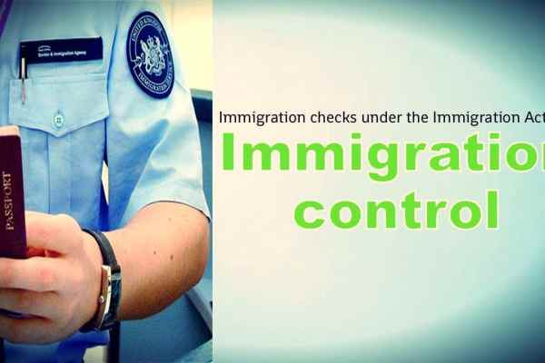 What Immigration check should I be aware of under the Immigration Act 2016?
