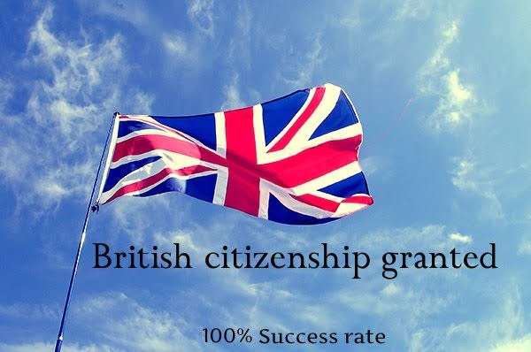 Success story: British citizenship granted to EU national