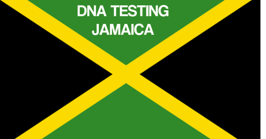 dna testing jamaica