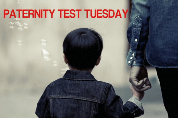 paternity test tuesday