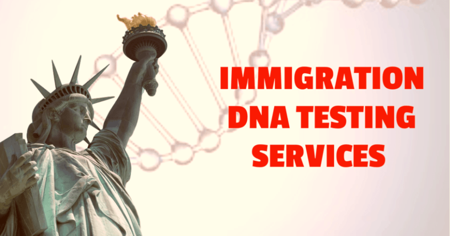 immigration dna testing nigeria