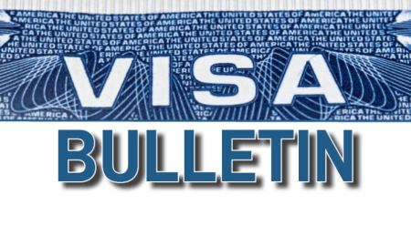VISA BULLETIN JANUARY 2019
