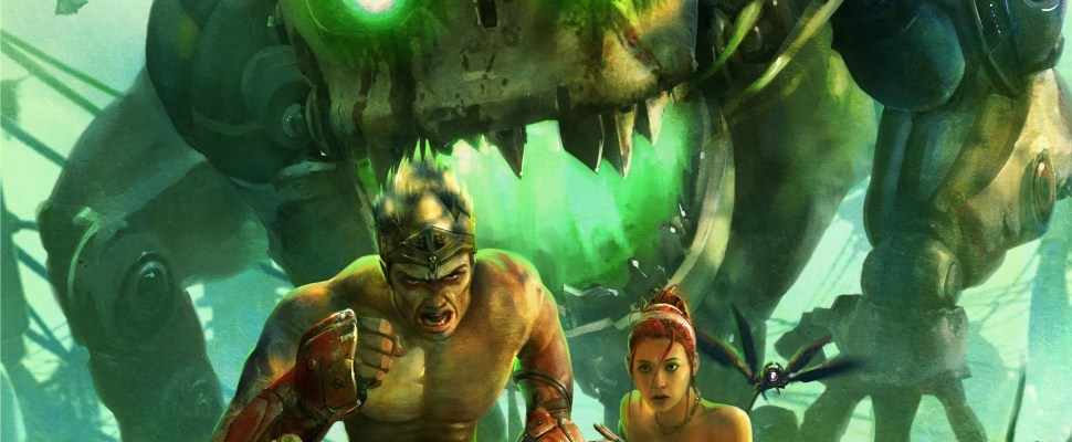 Hey, Look at: Enslaved: Odyssey to the West
