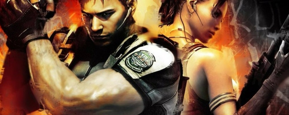 Hey, Look at: Resident Evil 5