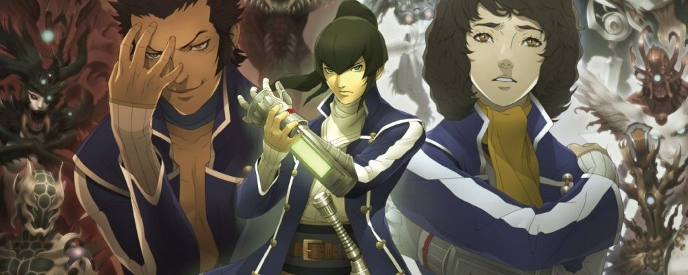 Hey, Look at: Shin Megami Tensei IV