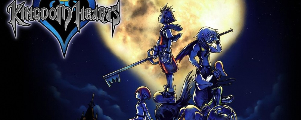 Hey, Look at: Kingdom Hearts