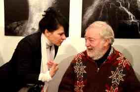 Olga Caldas et Joseph Kurhajec