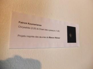 80 Patrick Koumarianos (video)