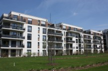 Mehrere Wohnungen in 80639 München - Neubauvorhaben am Hirschgarten