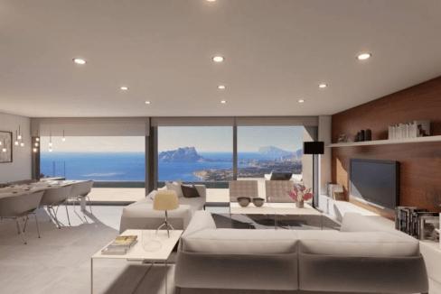 Villa de luxe de 3 chambres en vente Benitachell, Espagne € EUR Espagne-2