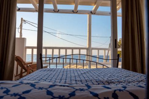 Grèce_ Maison en front de mer -2