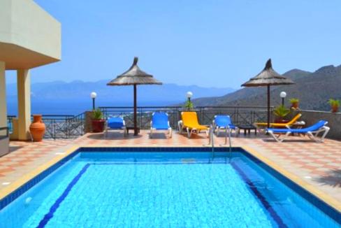 Greece, Crete, Lasithi, Agios Nikolaos, Elounda-30