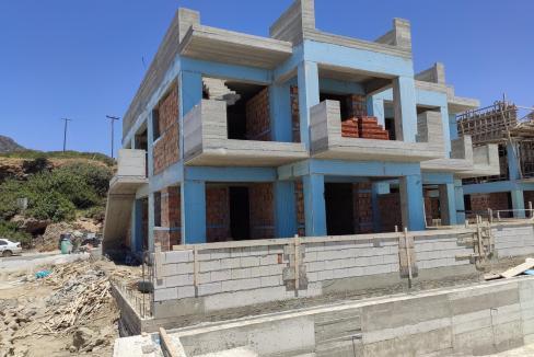 Villa jumelée en front de mer,3