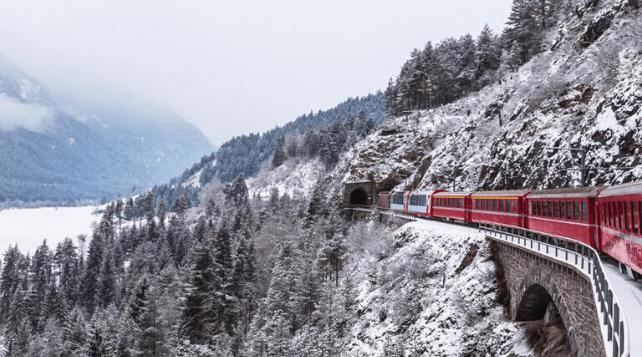 la Suisse en train immobilier swiss.ch
