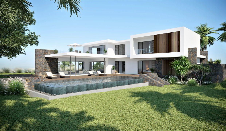Maison/villa - 3 chambres - 303 m² Beau Champ, Est île Maurice