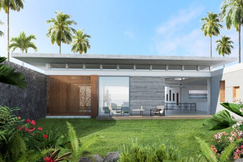 Villa Horizon by SC - Garden view