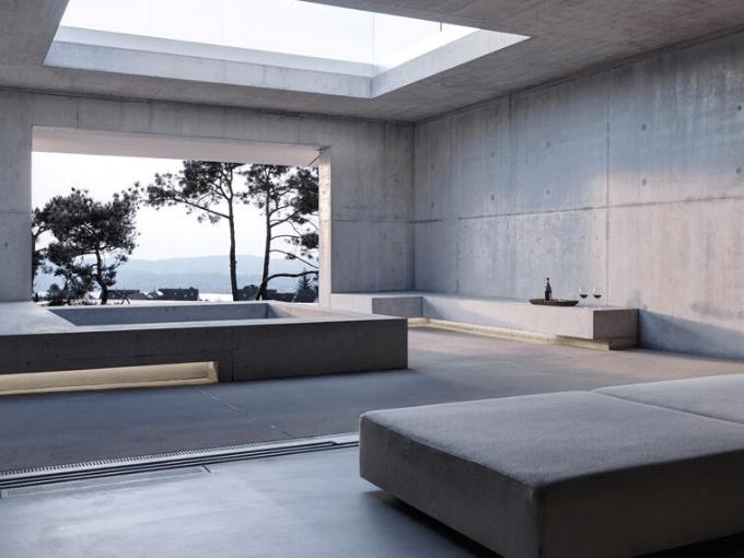 intérieurs minimalistes