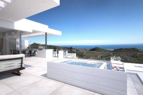 Penthouse à vendre à Ojen, Marbella7