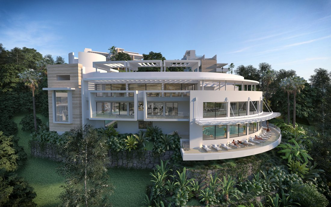 Penthouse à vendre à Ojen, Marbella8