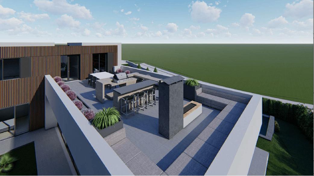 Villa moderna1