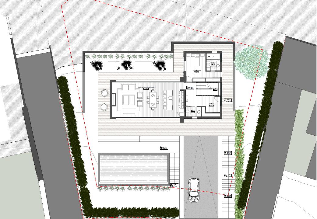 Villa moderna4