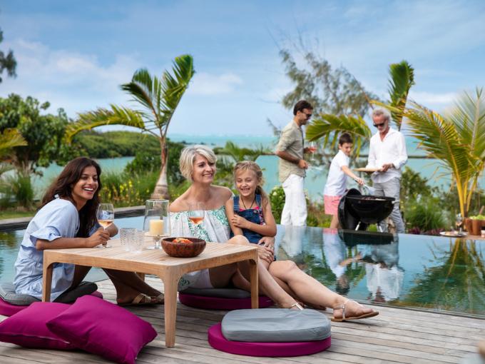 île Maurice | villas et appartements d'exception en front de mer..