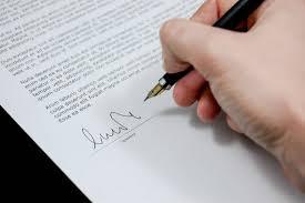 l'acte notarié en espagne