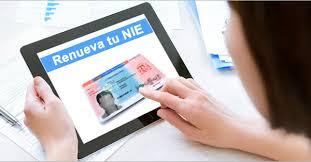 Obtention du document NIE pour les étrangers