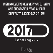 Happy New year - 2017 is loading