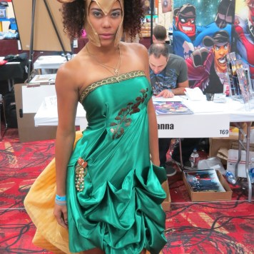 Amazing Las Vegas Comic Con Cosplayer Loki