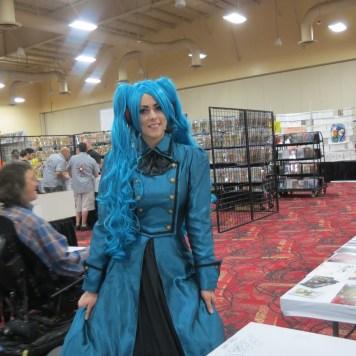 Amazing Las Vegas Comic Con Cosplayer
