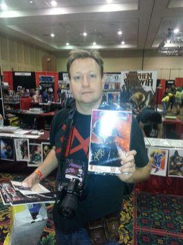 Las Vegas Comic Expo 2013 Immortal Samurai Comics Conquest 3