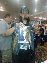 Las Vegas Expo Chain Reaction Immortal Samurai Comics