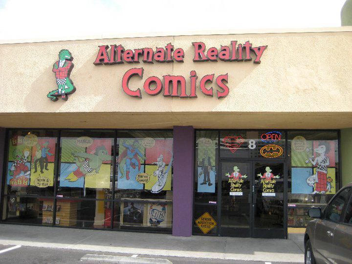 Alternate Reality Comics Las Vegas NV