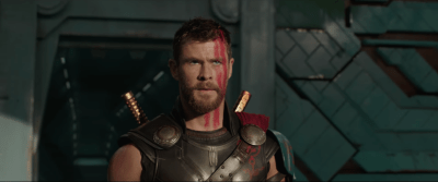 (Chris Hemsworth as Thor)