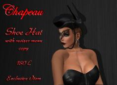 Shoe Hat salespic