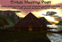 Tribal Meeting Post salespic