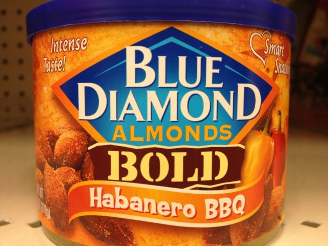 Hananero BBQ Almonds