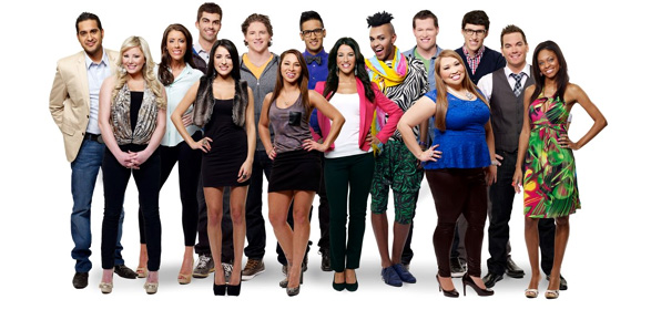 Big Brother Canada House Guests!