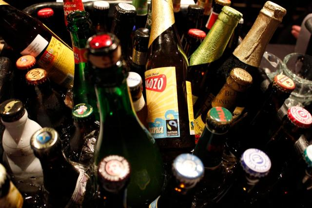 Banana Flavored Beer Belgium FAB (1)