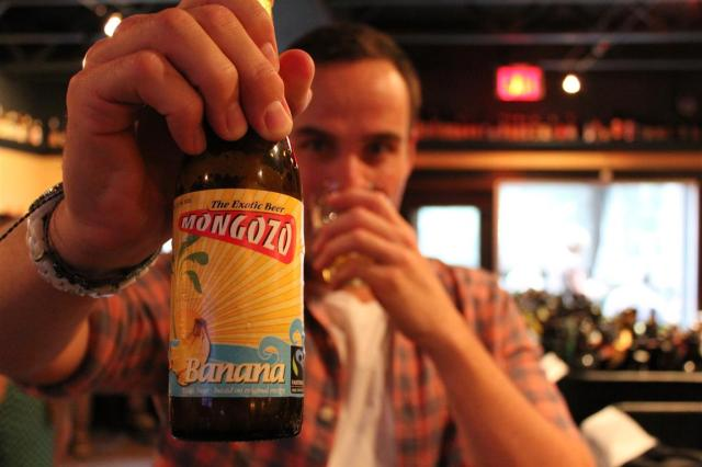 Banana Flavored Beer Belgium FAB (2)