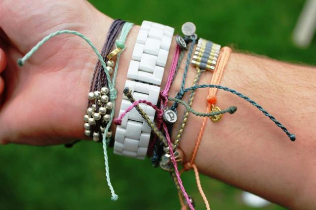 Pura Vida Bracelets Fashion Arm Party (1)
