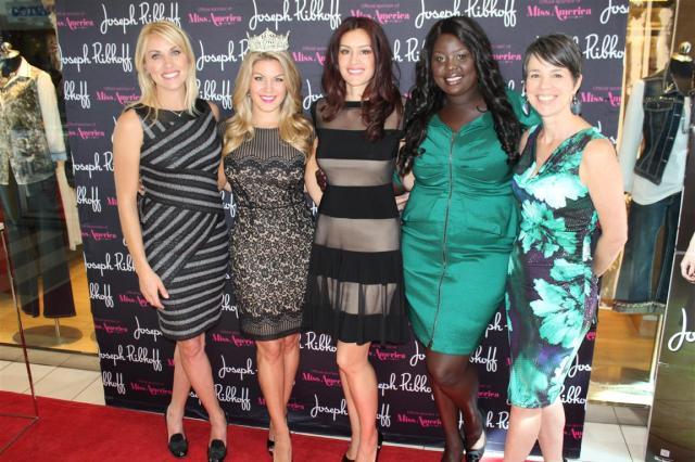 Joseph Ribkoff Miss America Fashion Show Calgary AB
