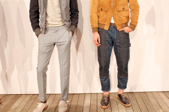 J.Crew Spring 2014 MBFW Fashion Week NYC MrFab (13)