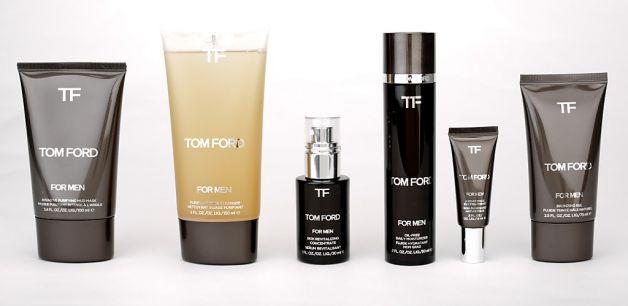 Tom Ford Skin Care Line
