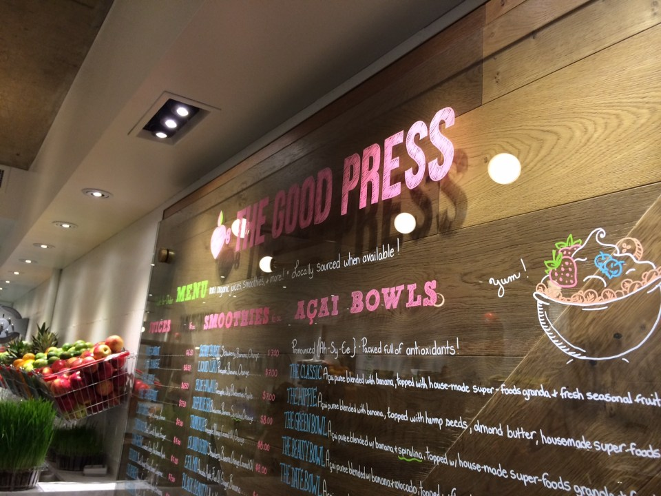 The_Good_Press_Menu