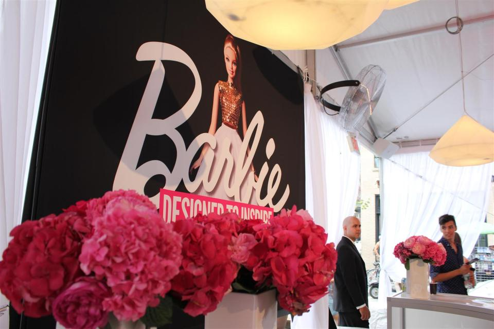 BarbieStyle Fashion Event NYC