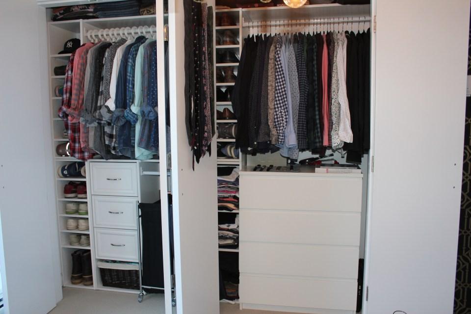 DIY Closet Makeover Custom Closets Closetmaid Selectives Home Depot (10)