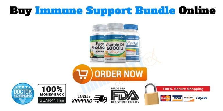 Buy Immune Support Bundle Online