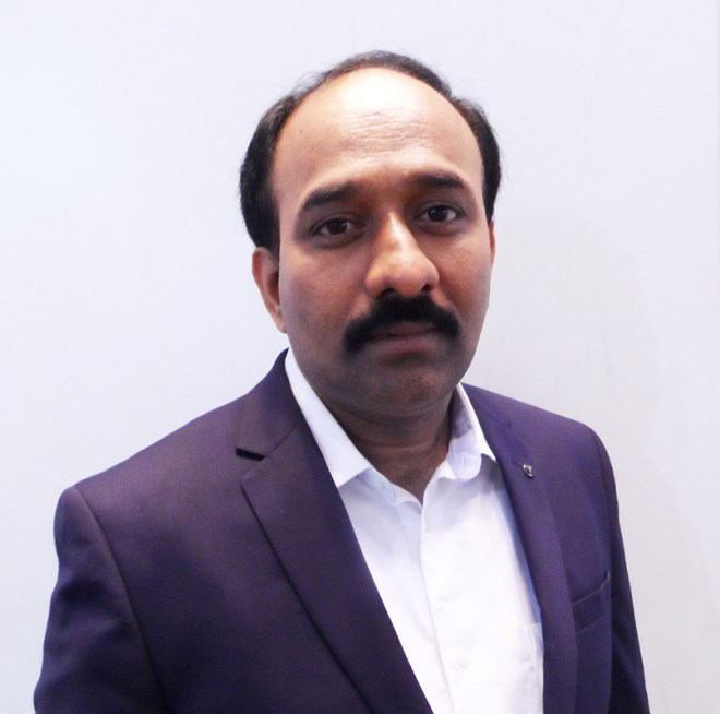 Dr Ravi kumar Muttineni PhD